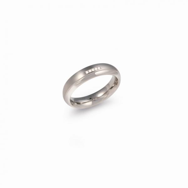 Boccia Titanium Ring 0130-0963 Größe 63