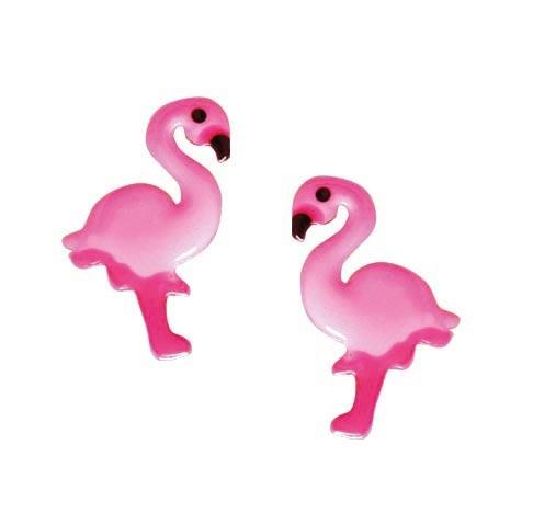 SCOUT Ohrschmuck pink Flamingo 262000005