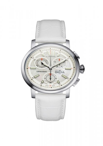 Davosa Armbanduhr Oval Leather 167.569.15