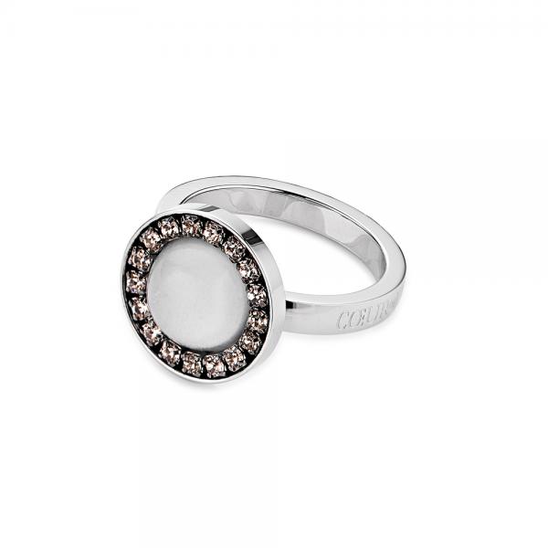 COEUR DE LION Ring Edelstahl 4806/40/1400-58