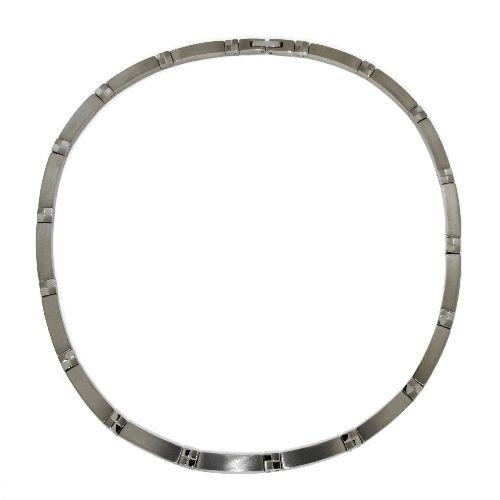 Collier Titan 45 cm Klappverschluss