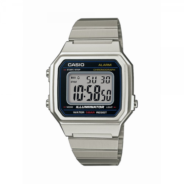 CASIO Armbanduhr CASIO Collection Retro B650WD-1AEF