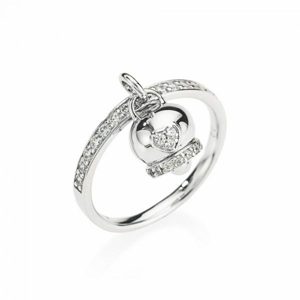 AMEN Ring Silber Gr. 58 RBHBB-18