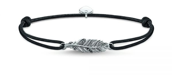 Thomas Sabo Little Secrets Armband schwarz LS063-889-11-L22v