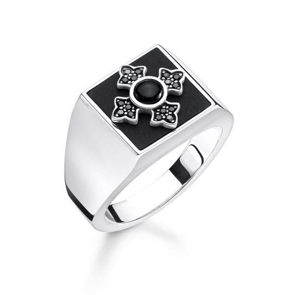Thomas Sabo Ring TR2209-641-11-62 Größe 62