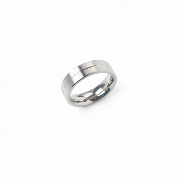 Boccia Titanium Ring 0101-2264 Größe 64