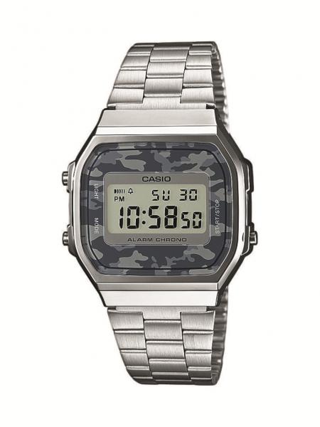 CASIO Armbanduhr CASIO Collection Retro A168WEC-1EF