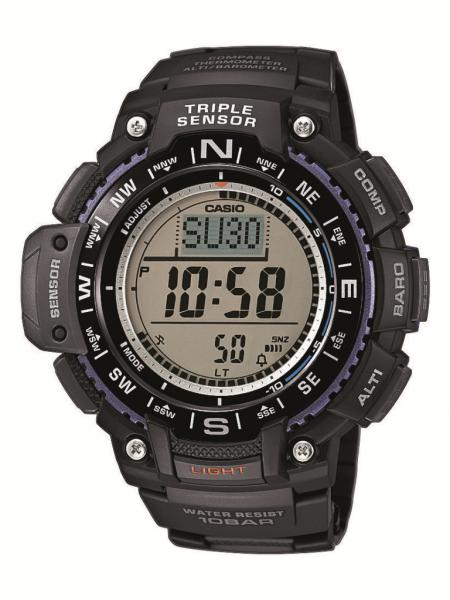 CASIO Collection Men Armbanduhr SGW-1000-1AER