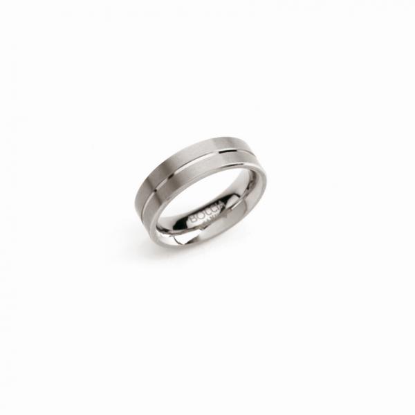 Boccia Titanium Ring 0101-0749 Größe 49
