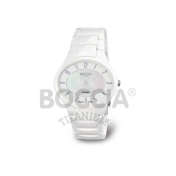 Boccia Titanium Armbanduhr 3216-01