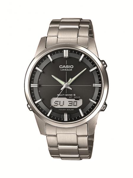 CASIO Armbanduhr Radio Controlled LCW-M170TD-1AER