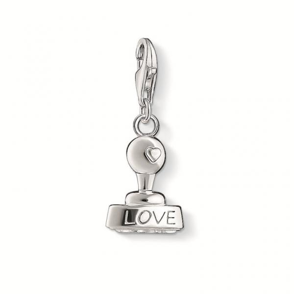 Thomas Sabo Charm Stempel LOVE 1312-001-12