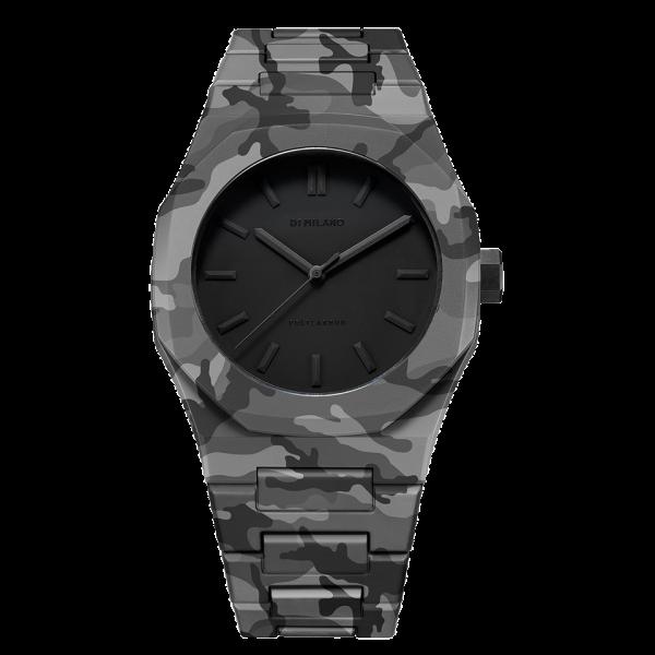 D1 Milano Armbanduhr Polycarbon Quarz PCBJ09