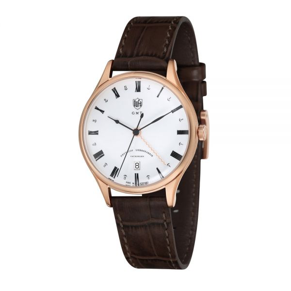 DUFA Armbanduhr Weimar GMT DF-9006-04