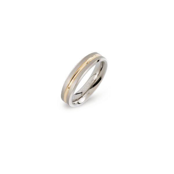 Boccia Titanium Ring 0144-0248 Größe 48