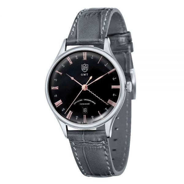 DUFA Armbanduhr Weimar GMT DF-9006-08