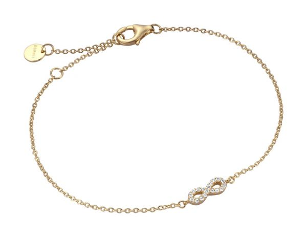 ESPRIT Armband Intimate 17-19 cm ESBR01001317